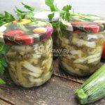 Хрустящие и ароматные кабачки «Как грибы» на зиму