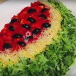 Превратите простой салат в шедевр — подайте его в виде фруктов